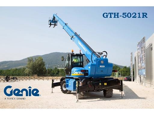 Teleskopický manipulátor Genie GTH5021R
