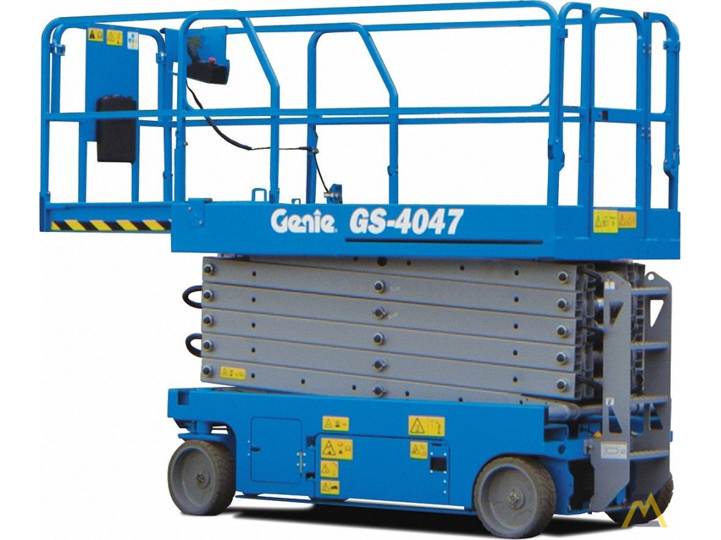 Pracovná plošina Genie GS-4047DC