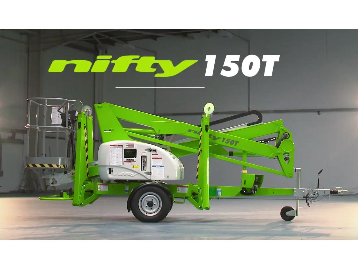 pracovná plošina Nifty 150T