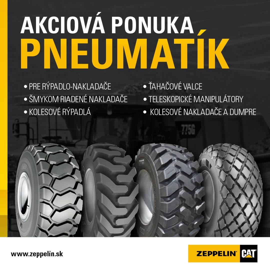 Akciová ponuka pneumatík 1Q a 2Q 2021