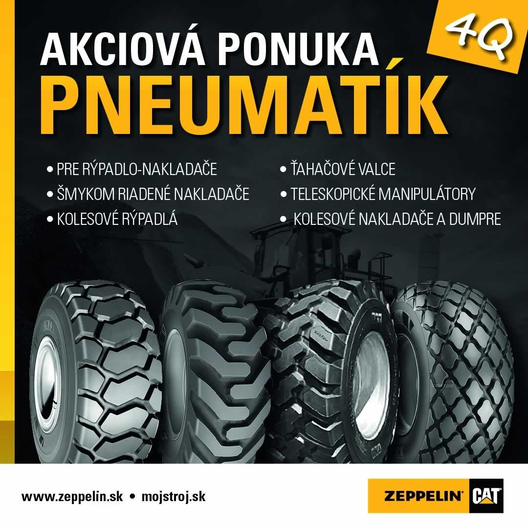 Akciová ponuka pneumatík do konca októbra je tu.