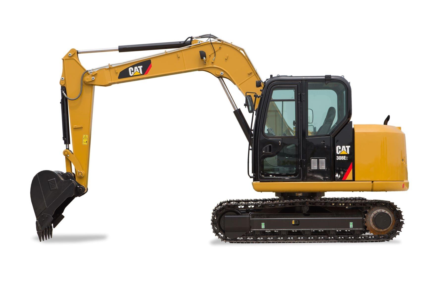 Cat 308E2 CR