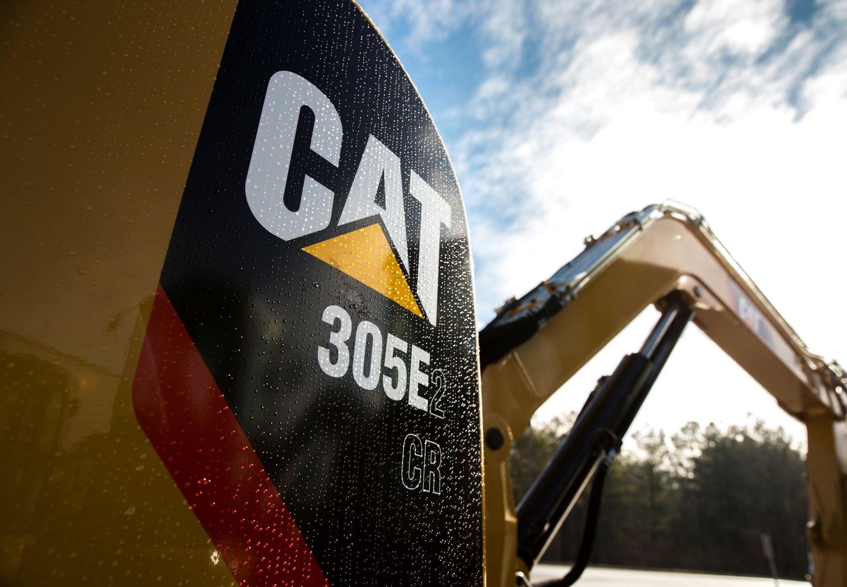 Cat 305E2 CR